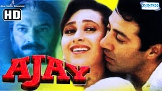 getlinkyoutube.com-Ajay {HD} - Sunny Deol - Karisma Kapoor - Superhit Hindi Movie