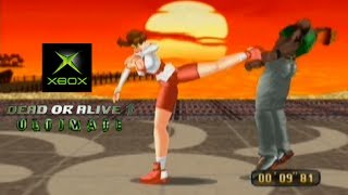 getlinkyoutube.com-Dead or Alive 1 Ultimate Kasumi playthrough (Xbox)