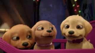 getlinkyoutube.com-Barbie y sus hermanas en una aventura de perritos© 2015 Mattel. All Rights Reserved.