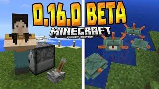 getlinkyoutube.com-MCPE 0.16.0 OFFICIAL BETA!!! - 0.16.0 Build 1 Review! - Minecraft PE (Pocket Edition)