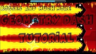 getlinkyoutube.com-Geometry Dash [2.0] Tutorial Boss,Water,Text all kinds of animation and a lot more!