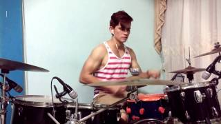 MAGIC!  Rude - Drum Cover By Josehp width=