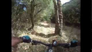 getlinkyoutube.com-Paniza - Hoces del  Huerva en BTT