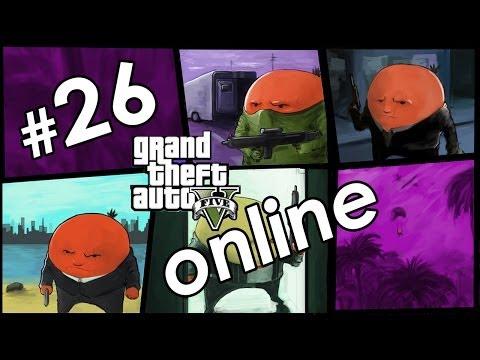 GTA V Online [Дима, Макс] - Стриптиз и Vinewood