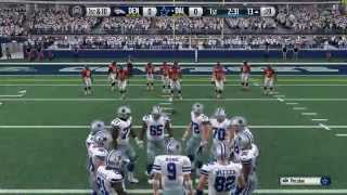getlinkyoutube.com-Madden NFL 16 : Dallas Cowboys Vs Denver Broncos
