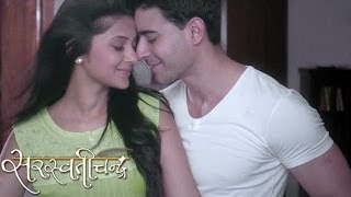 getlinkyoutube.com-Kumud's PRIVATE INTIMATE MOMENTS With Saras On SARASWATICHANDRA 21st May Full Episode HD