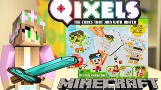 getlinkyoutube.com-QIXELS - Minecraft