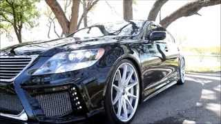 getlinkyoutube.com-Vip lexus Ls 600 hL | Rohana wheels