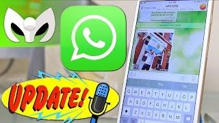 getlinkyoutube.com-WhatsApp Actualizado para iPhone 6 y 6 Plus (Mundo perfecto)