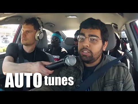 Auto tunes - jammin' some Bell Biv DeVoe