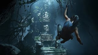 Shadow of the Tomb Raider - Acrobatic Traversal & Brutal Traps
