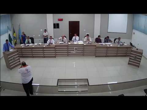 Sessão da Câmara Municipal de Goioerê de 20 de Fevereiro de 2017