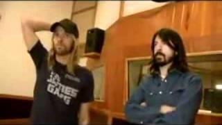 getlinkyoutube.com-Foo Fighters Interview Naked