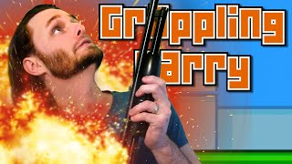 getlinkyoutube.com-5 NEW POWERUPS!   Grappling Garry