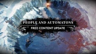 Frostpunk - Update 1.1.2