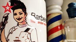 getlinkyoutube.com-Have a look inside London's gender neutral barbershop