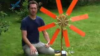 getlinkyoutube.com-Windmills Homemade
