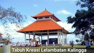 Tabuh Kreasi Lelambatan Kalingga. Sekhe Gong Sida Nadha Merdangga Br. Tengah Sidakarya Denpasar.