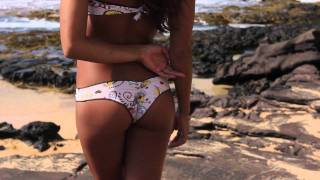 getlinkyoutube.com-San Lorenzo Bikinis # The Reversible Ruched Brief Style