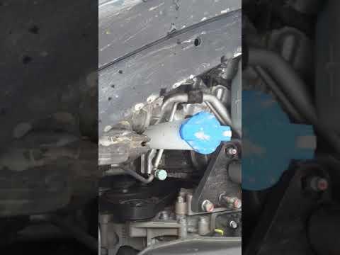 Стук двигателя на горячую и холодную. Гидрокомпенсаторы, или натяжитель цепи? Ч.1 холодная.