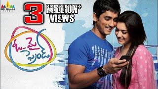 getlinkyoutube.com-Oh My Friend Telugu Full Movie | Latest Telugu Full Movies | Siddharth, Shruti Haasan, Hansika
