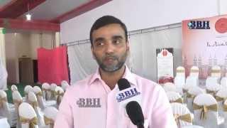 Khalil Ahmed Managing Director Hyderabad House