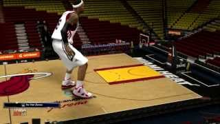 getlinkyoutube.com-NBA 2K14 HEIGHT HACK - 30 FOOT LEBRON JAMES!