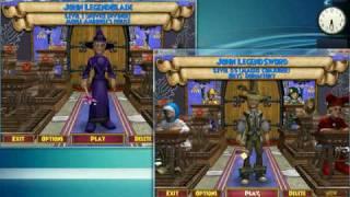 getlinkyoutube.com-Wizard 101 - How to get on 2 accounts!!!