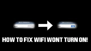 getlinkyoutube.com-How To Fix IPhone | WIFI Won't Turn On [Greyed Out]!