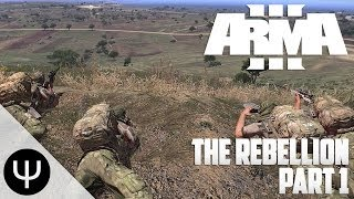 getlinkyoutube.com-ARMA 3: Altis Life — The Rebellion — Part 1 — Reborn!