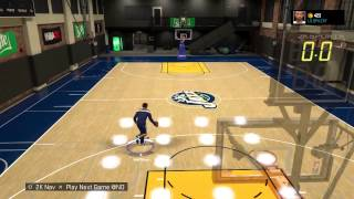 getlinkyoutube.com-NBA2K15 HOW TO MAKE YOUR DEFENDER FALL WITH THE CROSSOVER