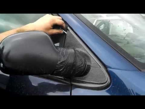 Side mirror replacement 2001-2007 Chrysler Town and Country Dodge Caravan
