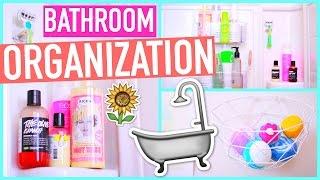 DIY Room Organization and Storage Ideas! Easy Organization Life Hacks!