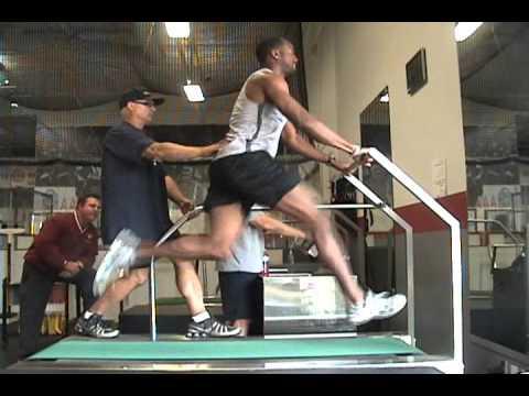 23 Mph run - Keinan Briggs