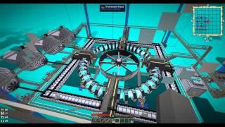 getlinkyoutube.com-[Minecraft] [FTB Monster] Survival ReactorCraft Fusion Reactor