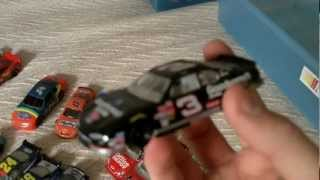 getlinkyoutube.com-My NASCAR Diecast and Video Game Collection
