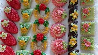 getlinkyoutube.com-حلويات مغربية باللوز بالتعاون مع ملح وحلو... des gâteaux marocains à l'amande