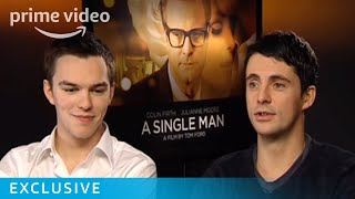 "getlinkyoutube.com-Matthew Goode & Nicholas Hoult on ""naughty"" Colin Firth 
