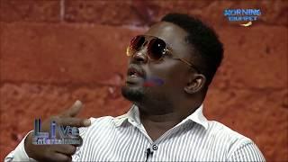 Azam TV - Msanii Rado aonjesha ujio wa filam yake mpya ya Bei KALI