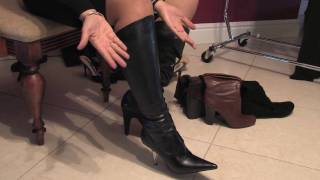 getlinkyoutube.com-Fashion Tips for Men & Women : About Boots for Women