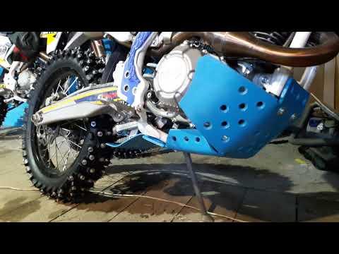 Защита двигателя из пластика высокой прочности на GR7, avantis 250