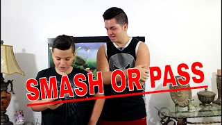 SMASH OR PASS CHALLENGE WITH FUGLY! (FEMALE YOUTUBERS)