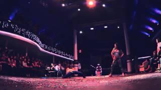 Маша Мать и Катрин Wow и Super Ed- DanceHall Show на All Stars Fiesta 2012
