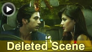 Sameer & Jazzleen's Hot Date  Deleted Scene 1 - Mere Dad Ki Maruti