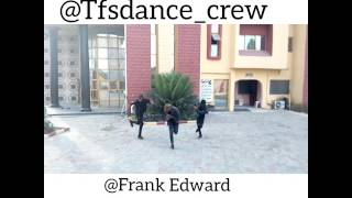 Frank Edward - under the canopy dance cover