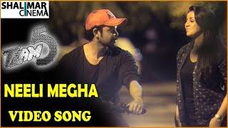 Neeli Megha Mallalo  Video Song    Team 5 Telugu Movie Full Songs    Sreesanth, Nikki Galrani