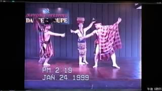 Uya-Uy & Salip Dance NPDT