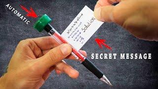 getlinkyoutube.com-How To Make Secret Message Pen - Lifehack