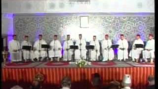 مجموعة الذاكرين بمهرجان فاس الثالث عشر 2010