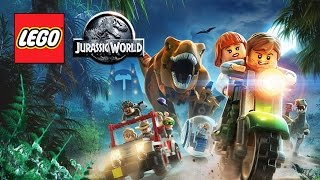 getlinkyoutube.com-Zagrajmy LEGO Jurassic World PL - Dinozaury LEGO - 1080P - 1/6